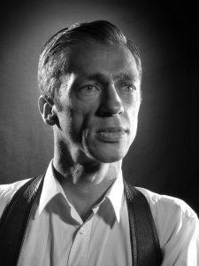Portrait of Mat Fraser