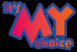 It's My Choice Logo